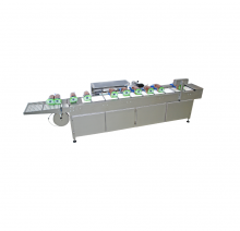Клипсующий конвейер HTA-15S с возможностью работы с пакетозагручиком  3600 шт/ч