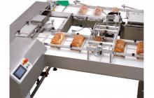 Автоматические  U- или Z-образные  линии нарезки и упаковки  хлебобулочных изделий 1500 шт/ч