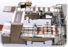 Автоматические  U- или Z-образные  линии нарезки и упаковки  хлебобулочных изделий 1800-3600 шт/ч