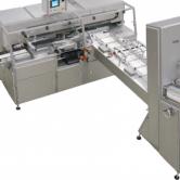 Автоматические  L-образные  линии нарезки и упаковки  хлебобулочных изделий 1800 шт/ч